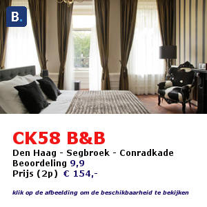 ck58 bed and breakfast